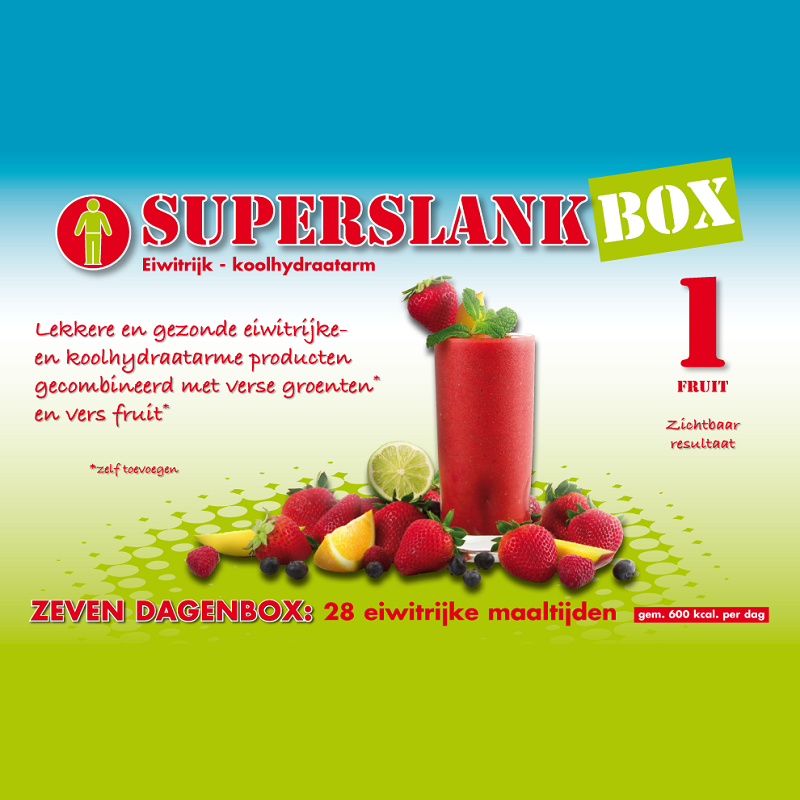 SuperslankBox 1 | Fruit