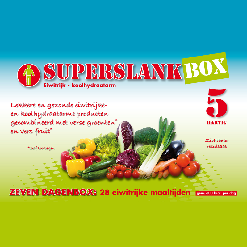 SuperslankBox 5 | Hartig
