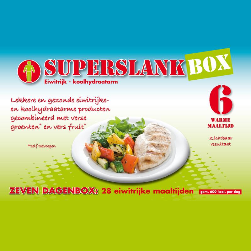 SuperslankBox 6 | Warme Maaltijd